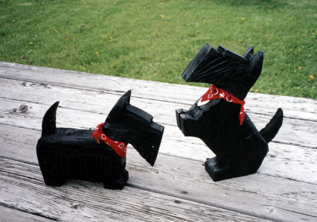 scottie dog breed by dog bark park makes the perfect gift dog